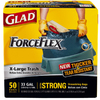 Glad 50-Count 33-Gallon Trash Bags