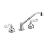 American Standard Amarilis Polished Chrome 2-Handle High-Arc Kitchen Faucet