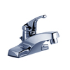 American Standard Colony Polished Chrome 1-Handle Single Hole WaterSense Bathroom Sink Faucet (Drain Included)