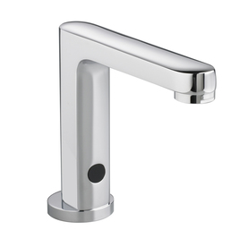 American Standard Moments Polished Chrome Touchless Single Hole WaterSense Bathroom Sink Faucet