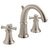 American Standard Portsmouth 2-Handle Widespread WaterSense Bathroom Faucet (Drain Included)