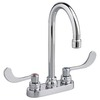 American Standard Monterrey Polished Chrome 2-Handle WaterSense Bathroom Sink Faucet