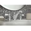 American Standard Binghamton Chrome 2-Handle Widespread WaterSense Bathroom Faucet (Drain Included)