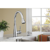 American Standard Olvera Chrome 1-Handle Pull-Down Kitchen Faucet