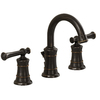 American Standard Emory Estate Bronze 2-Handle Widespread WaterSense Bathroom Sink Faucet (Drain Included)
