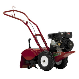 Earthquake 196cc 16-in Rear-Tine Tiller (CARB)