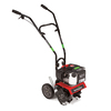 Earthquake Rotating 4-Tine Long-Handle Cultivator
