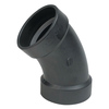 Mueller Streamline 4-in Dia 45-Degree ABS Elbow Fitting