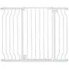 Summer Infant 47-1/2-in x 36-in White Metal Child Safety Gate