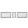Summer Infant 141-in x 32-in Gray Metal Child Safety