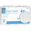 Style Selections 8-Count Paper Towels