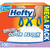 Hefty 100-Count 13-Gallon Trash Bags