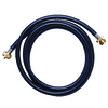 Worthington Pro Grade 3/8-in 0.31-in x 96-in Male-Female Propane Hose