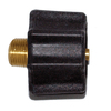 Worthington Pro Grade 1/4-in Brass Acme Nut