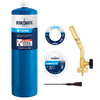 BernzOmatic WPK2201 5-Piece Brass Pencil Flame Plumbing Torch Kit