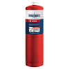 Worthington Cylinders 1.4 oz Oxygen Gas Cylinder