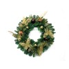 Holiday Living 30-in Multicolor Butterfly Wreath