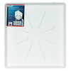 Camco Manufacturing Washing Machine Pan 30-in x 32-in Standard (White)