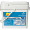 Aqua Chem 25 lb Bucket 3-in Pool Chlorinating Tabs