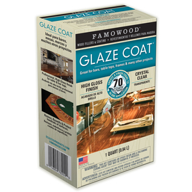 Famowood Gloss Oil-Based 35-fl oz Polyurethane