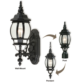 Royce Lighting Convertible Outdoor Lantern