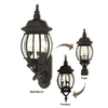 Royce Lighting 3 light Convertible Outdoor Lantern