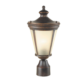 Royce Lighting One Light Convertible Lantern with Grecian Bronze finish