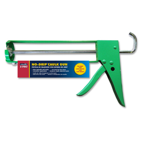 Z-PRO 10 oz No Drip Caulk Gun
