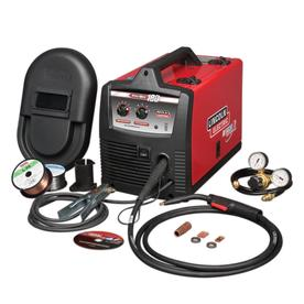 Lincoln Electric 230-Volt MIG Flux-Cored Wire Feed Welder