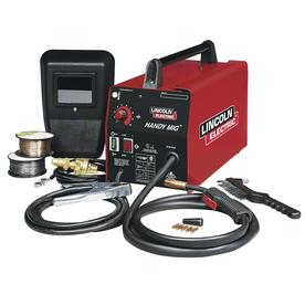 Lincoln Electric 120-Volt MIG Flux-Cored Wire Feed Welder