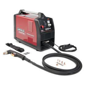 Lincoln Electric 240-Volt 100-PSI Plasma Cutter with Air Compressor