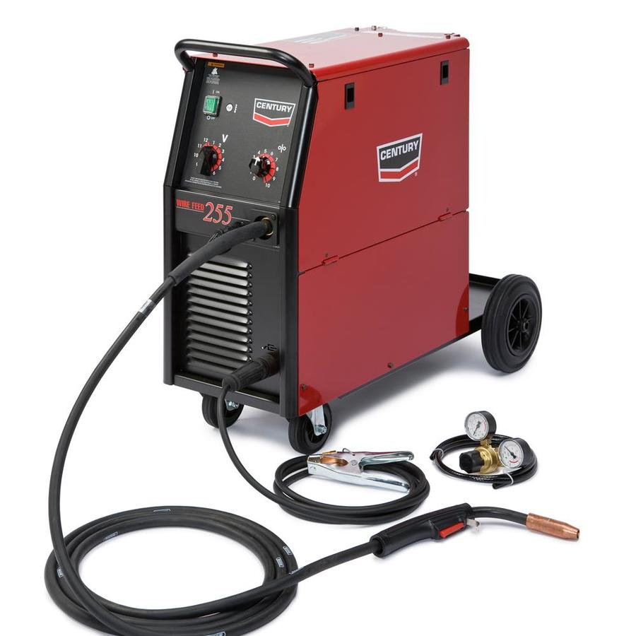 Lincoln Mig Welders: Shop Lincoln Electric 240-Volt MIG Flux-Cored Wire Feed