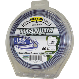 Shakespeare 50-ft Spool 0.155-in Trimmer Line