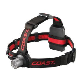 Coast 175-Lumen LED Headlamp Battery Flashlight