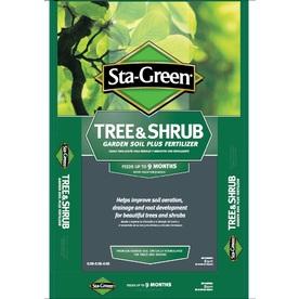 Shop sta green sta green 2 cu ft tree and shrub garden soil at for Sta green garden soil