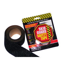SKID GUARD Black Mineral Abrasive Anti-Slip Tape