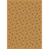 Milliken 7-ft 8-in x 10-ft 9-in Golden Topaz Garden Estate Area Rug