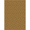 Milliken 7-ft 8-in x 10-ft 9-in Wheat English Ivy Area Rug