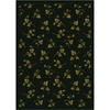 Milliken English Ivy 64-in x 46-in Rectangular Green Transitional Area Rug