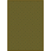 Milliken Oxford 129-in x 92-in Rectangular Green Transitional Area Rug