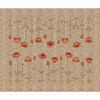Milliken 10-ft 9-in x 13-ft 2-in Linen Poppy Area Rug