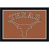 Milliken 2-ft 8-in x 3-ft 10-in Rectangular NCAA Texas Longhorns Accent Rug