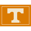 Milliken 2-ft 8-in x 3-ft 10-in Rectangular NCAA Tennessee Volunteers Accent Rug