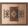 Milliken 10-ft 9-in x 13-ft 2-in Brown Ahvas Area Rug