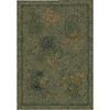 Milliken Vintage 32-in x 46-in Rectangular Gold Accent Rug