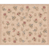 Milliken 10-ft 9-in x 13-ft 2-in Almond Vintage Area Rug