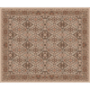 Milliken 10-ft 9-in x 13-ft 2-in Alabaster Sandakan Area Rug