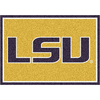 Milliken 3-ft 10-in x 5-ft 4-in LSU Area Rug