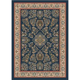 Milliken Halkara Multicolor Rectangular Indoor Tufted Area Rug (Common: 4 x 6; Actual: 46-in W x 64-in L)
