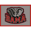 Milliken 5-ft 4-in x 7-ft 8-in University of Alabama Area Rug